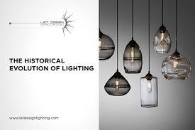 Energy Efficient Lighting Design History Of Lighting Let Design
