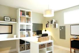 2 person desk. Two Person Home Office Icelandwatch Org 2 Desk