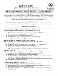Welder Resume Format In Word Archives 1080 Player