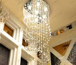 foyer crystal chandelier nimi106 d22d35d55d65d80 k9 crystal chandelier pendant droplight contemporary foyer furniture