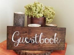 Guest Sign Book Creative Guest Book Ideas Bellamere Winery Event Centre