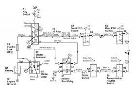 wiring diagram for john deere l120 mower the wiring diagram