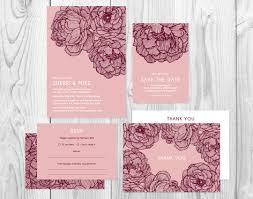 Unique Wedding Invitations Designed By Shillington Graduates