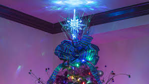 Accessories Christmas Tree Angel Topper  Tree Topper  Nightmare Christmas Tree Lighted Star