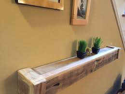 magnificent ideas custom wood floating shelves barn wood floating shelf by cowboy jeff