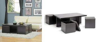 stools as coffee table off 67