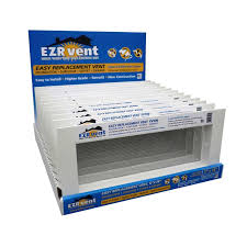 replacement foundation vents.  Vents EZRvent FV100 Replacement Foundation And Garage Vent As Seen In Store  Display Case And Replacement Foundation Vents P