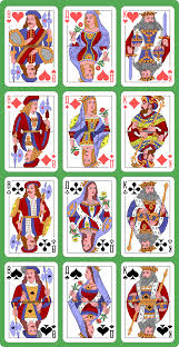 Face Card Design Russian Playing Cards Wikipedia