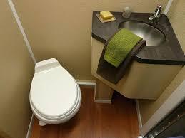 shower toilet combo rv corner