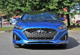 2018 hyundai sonata. beautiful sonata 2018 hyundai sonata sport 20t image steph willemsthe truth about cars and hyundai sonata e