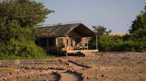 <b>Desert</b> Rhino Camp | Wilderness Safaris