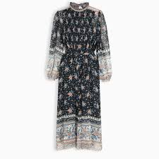 Black Prisma Dress