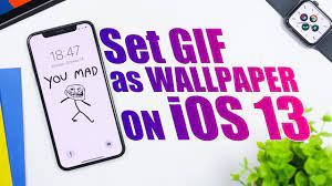 Set Any GIF as an iPhone Wallpaper On ...