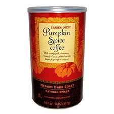 Image result for pumpkin spice coffee