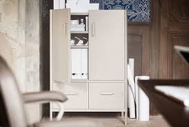 Image Office Space IdÅsen Cabinet With Doors And Drawers Ikea 10 Year Guarantee Read About The Terms In Ikea Filing Cabinets Filing Cabinets For Home Office Ikea