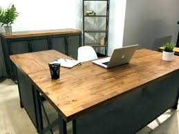 industrial style home office. industrial style office desk home c