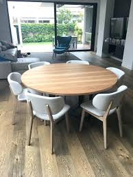 dining tables round timber dining tables about room table for home decor austral on images