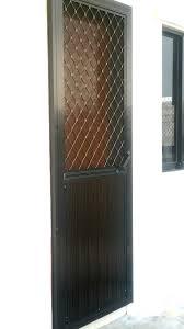 stylish aluminum screen door with mommy pehpot of aluminum screen door in the philippines