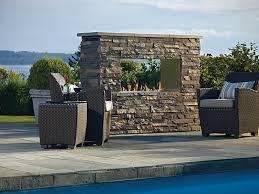 regency modern outdoor gas fireplace photo 4