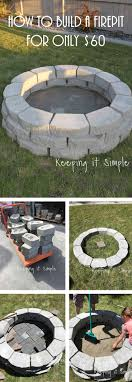 Stacked Stone Fire Pit best 25 stone fire pits ideas only firepit ideas 5385 by uwakikaiketsu.us