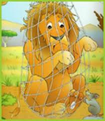 """Résultat de recherche d'images pour """"le lion et le rat"""""""