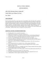 Sample Cover Letter Library Aide Cover Letter In Cover Letter