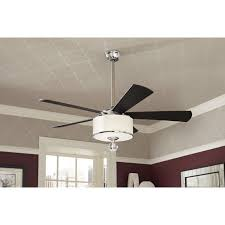 low profile linen drum shade light kit for ceiling fan lovely as well 0