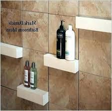 showers ceramic shower shelves shower tile shelves ceramic shower shelves in addition to bathtub and