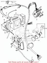 Wiring diagram honda ct90 trail bike wiring diagram
