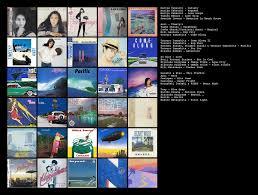 80s Pop Charts City Pop Essentials 70s And 80s Japanese Pop Chart Citypop
