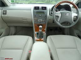 Toyota Corolla Altis (1.4 D-4D) Diesel : Test Drive & Review ...