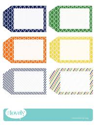 Birthday Tags Template 005 Printable Gift Tags Templates Free Christmas Template Paper