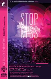 Cal Poly Pomona Graphic Design Roadmap Stop Kiss