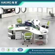 round office desks. Modern Round Office Workstation/3 Person Workstation/Office Desk Divider Desks Y