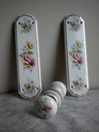 76 best Vintage Porcelain Door Knobs images on Pinterest Antique