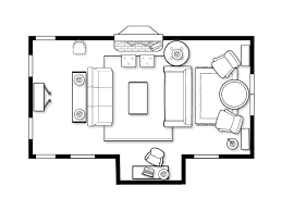 Multi Purpose Living Room Eclectic Comfort Inspires Living Room Milk And Honey Home Hgtv