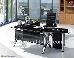 Pt d039 White Glass fice Furniture Modern fice Furniture Law