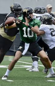 Qb Depth Chart Breaking Down Wake Forests First Depth Chart Of The Season