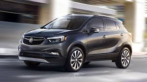 buick encore. photo showing the handling and tight turning radius of 2017 buick encore compact suv a