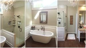 Master Bathroom Master Bathroom Redo Tour Youtube