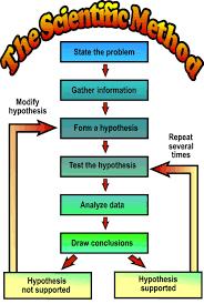 Scientific Method Flowchart