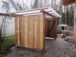 Unterstand Selber Bauen Bauanleitung Gartenhaus Selber Bauen