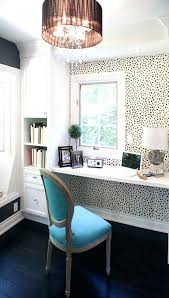 Cool office wallpaper Small Office Home Office Wallpaper Animal Printed Wallpaper Accentuates Small Home Office Nook Cool Home Office Wallpaper Vaubanco Home Office Wallpaper Animal Printed Wallpaper Accentuates Small