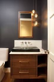 kohler antilia wading pool countertop bathroom sink in ice bathroom vanity barnwood mirror oyster pendant lights