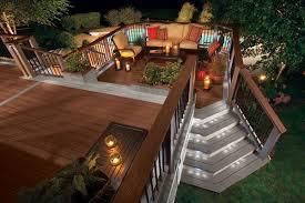 Backyard Deck Design Custom Inspiration