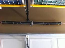 fix broken garage door spring. Fixed Broken Garage Door Spring Fix