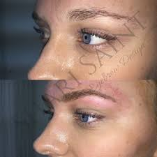 eyebrow microblading blonde hair. eyebrow microblading blonde hair n