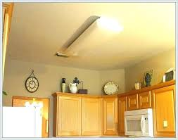 how to change fluorescent light replace in kitchen lighting fixture g12