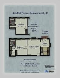 Superb 1BR/1BA   Belleview Terrace Apartments