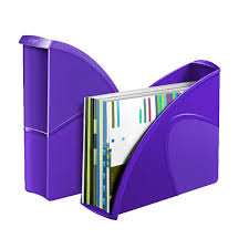 Purple Magazine Holder Gloss Purple Magazine Rack 100G PURPLE 33